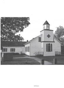 Blue Run Church today 001
