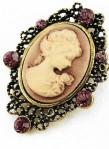 cameo brooch 001