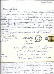Coralie's letter 001