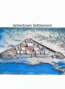 Jamestown 1607 fort 001