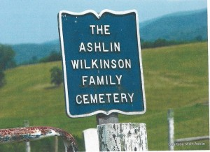 Ashlin-Wilkinson Cemetery 1 001