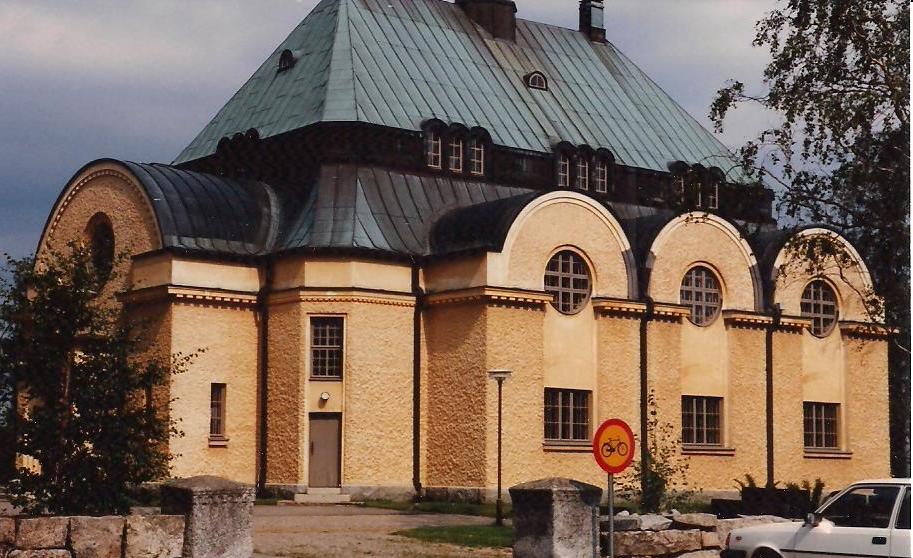 Pic of Alavus church taken in Finland 001