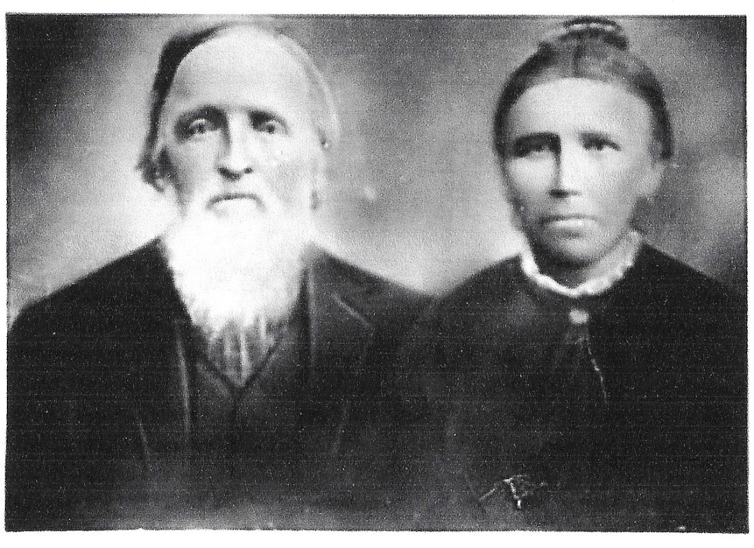 Sarah Ann Richmond and Henry Nelson pioneers 001