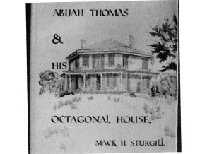 Thomas, Abijah, Octagonal House, book 001