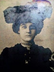 (Swanson) Maud Mary Martin Milstead