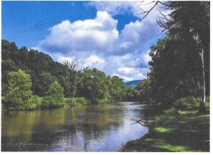 South fork of Holston R 001