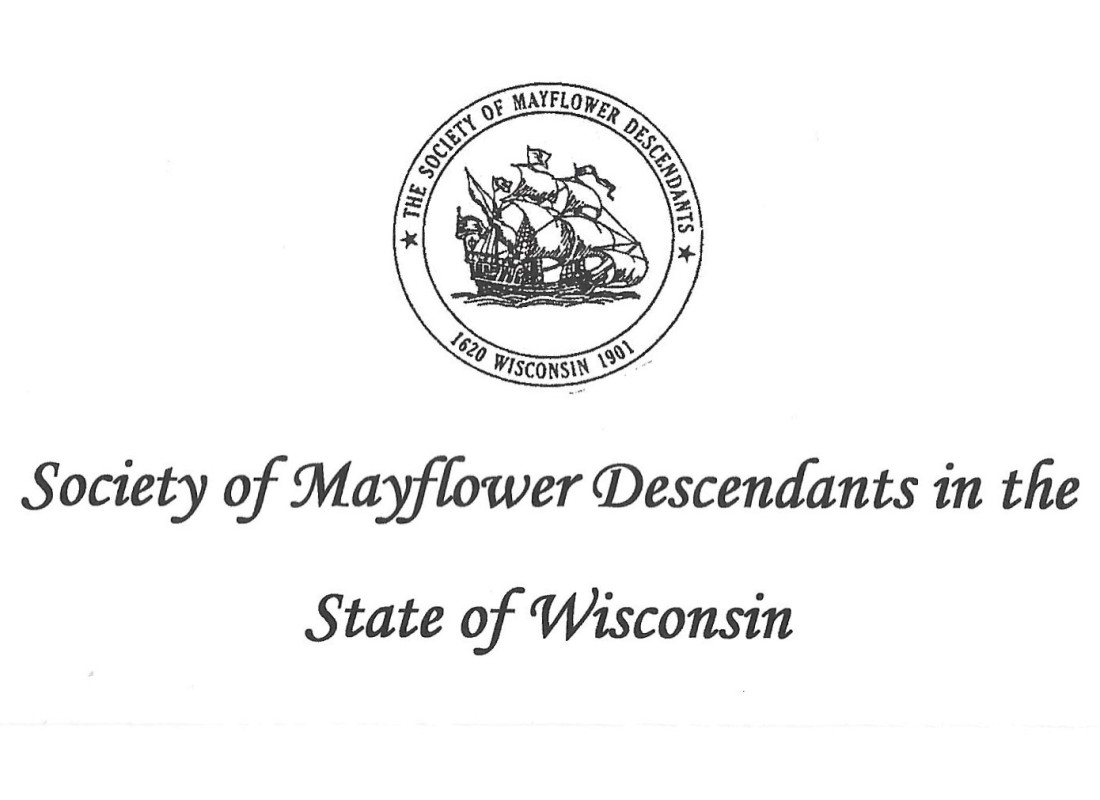 Mayflower seal WI 001