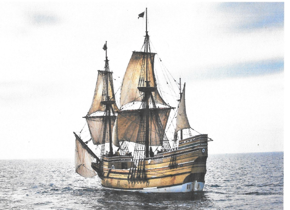 Mayflower ship 2 001