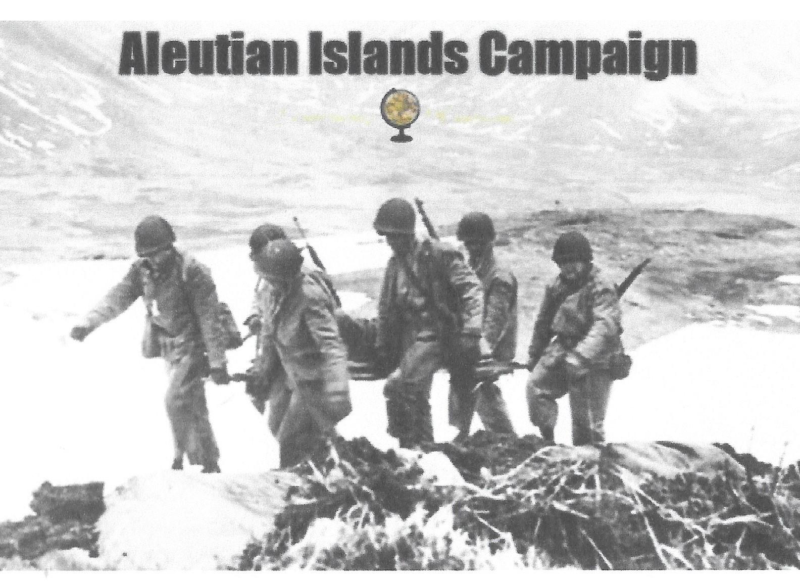 Lyons, LaFon, Aleutian Is campaign 001