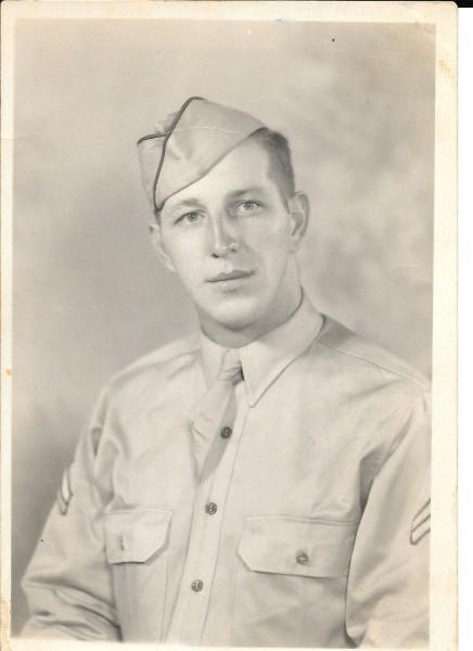 Lyons, LaFon, Army, 1942, Fort Sheridan Ilinois 001