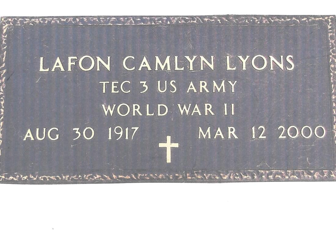 Lyons, LaFon, grave, 2000, Bessemer, Gogebic MI 001