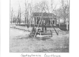 Spotsylvania Courthouse, 1700s Taliaferro, John 001