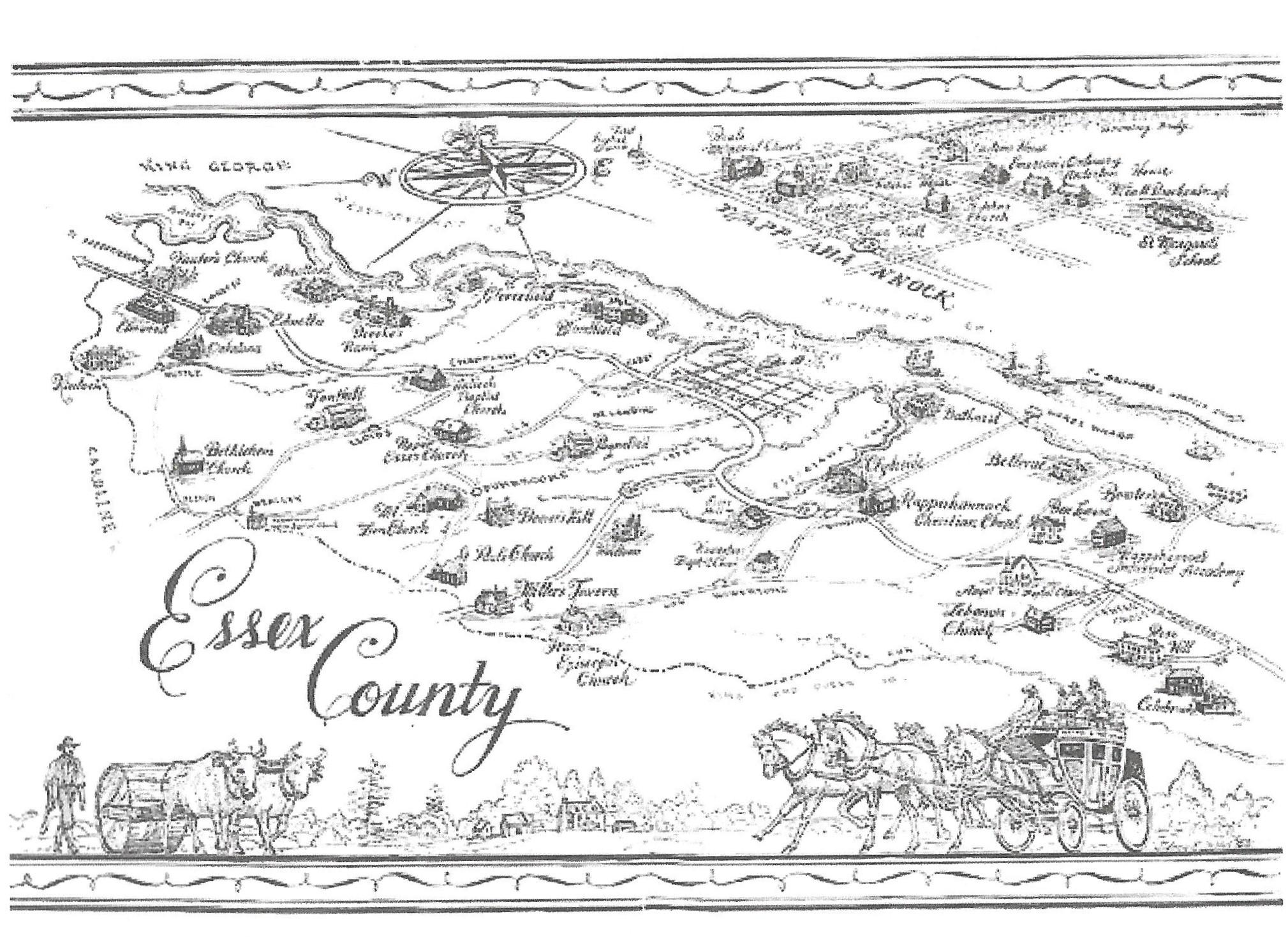 Essex County VA in 1700s 001